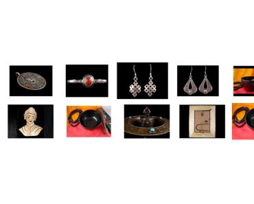 La découverte du dimanche : Les bijoux tibétains et Népalais Savdana