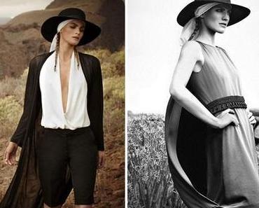 3 manières de porter son écharpe et son chapeau avec classe