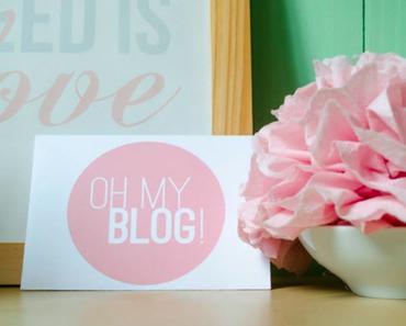 Découvrez Oh My Blog