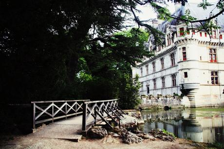 Azay le rideau : les châteaux de la Loire