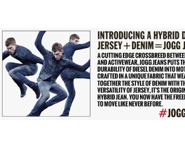 Diesel présente Jogg Jeans