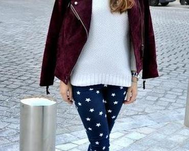 Le jeans étoilé