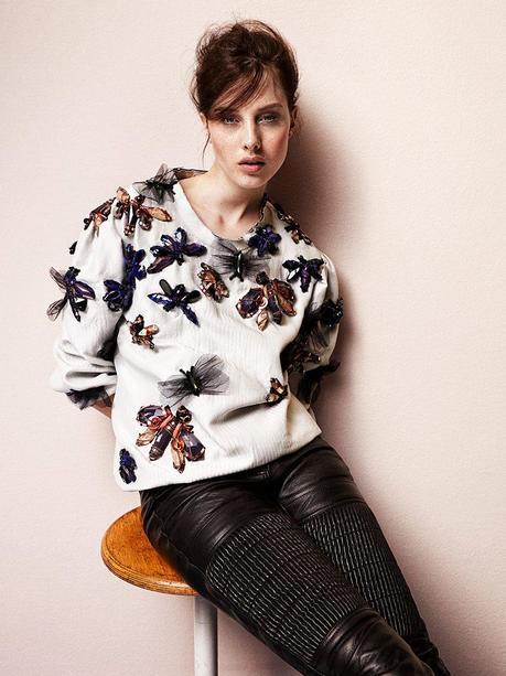 Chics sweatshirts…