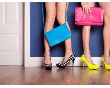 Les chaussures : plates ou à talons?