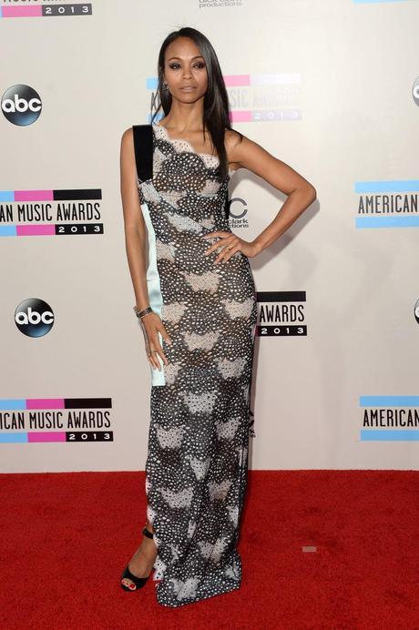 Tapis rouge du week-end : American Music Awards 2013