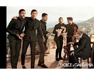 Dolce & Gabbana, la campagne Été 2014