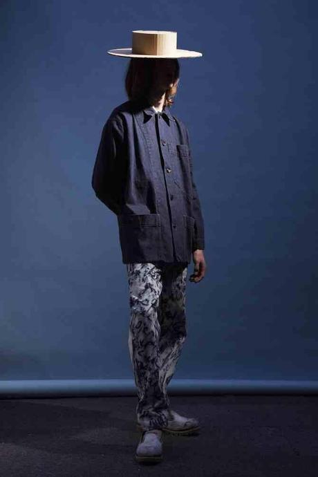 Alex Mullins, mode homme Londres