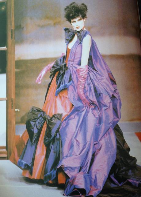 Vivienne Westwood et la mode du XVIIIème