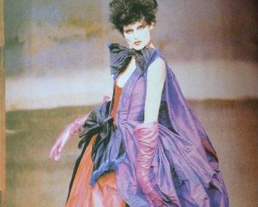 Quand la mode contemporaine s'inspire du XVIIIe siècle.
