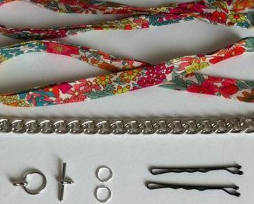 DIY en images : mon bracelet tressé en liberty