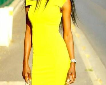THE robe jaune (qu'on devrait toutes avoir !)