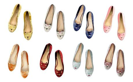Charlotte Olympia réinvente son chat