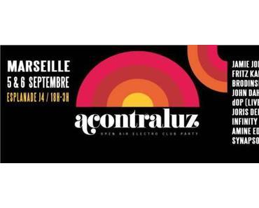 Festival ACONTRALUZ: On t'offre des invitations !