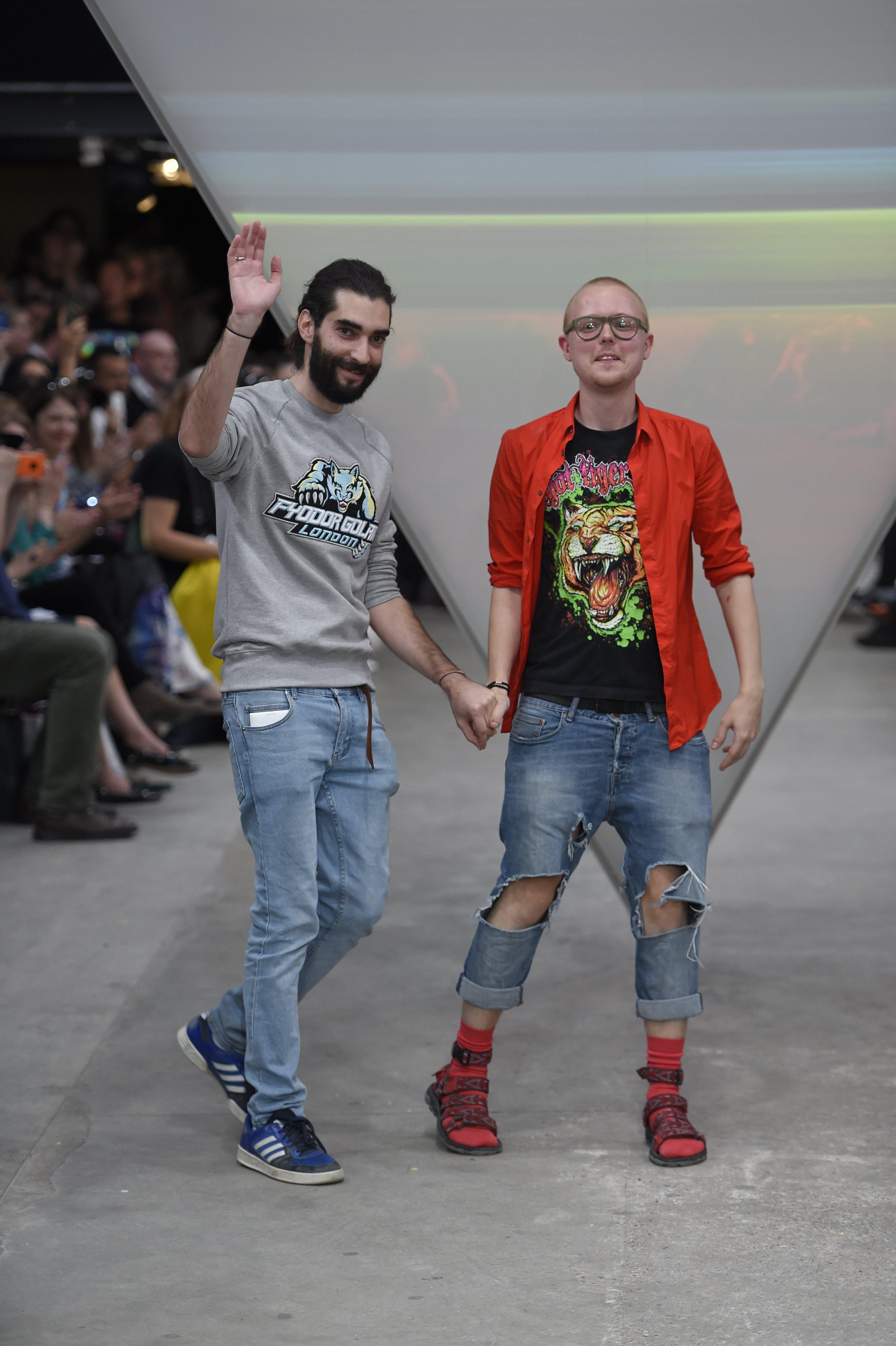 fyodor-golan-fashion-designer-london-lfw