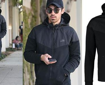 STYLE : Joe Jonas sashaying in Nike outfit