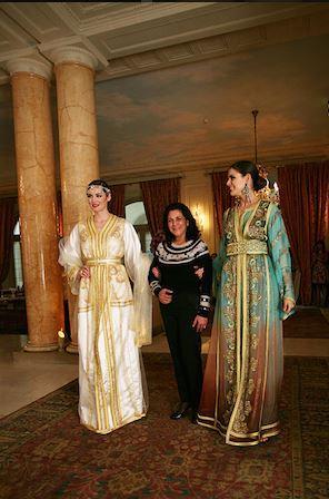 leila-benmlih-creatrice-mode-maroc-oriental-fashion-show