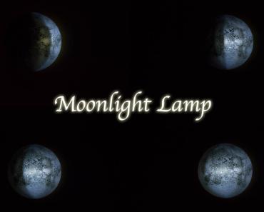 La lampe lune