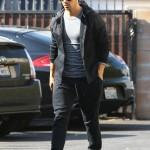 Joe Jonas Out And About In West Hollywood