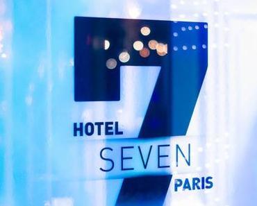 Miam Paris : Le petit déjeuner de l'hôtel Seven