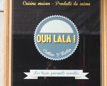 Miam Paris : Les tacos revisités chez Ouh La La!