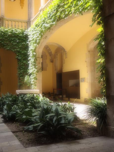 Ministère de la culture, quartier Sant Jaume I