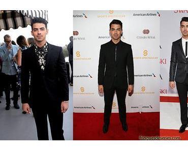 STYLE : Joe Jonas, the most elegant of the week