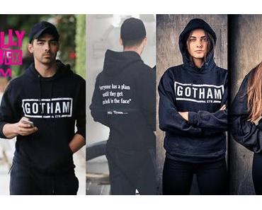 STYLE : Joe and Gotham gym