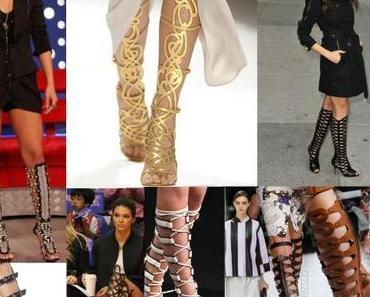 Sandales gladiateur : comment bien les porter?