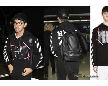 STYLE : Joe Jonas likes Caravaggio