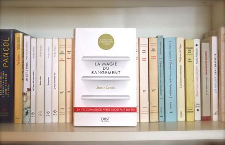 Le vendredi c'est librairie : La magie du rangement de Marie Kondo