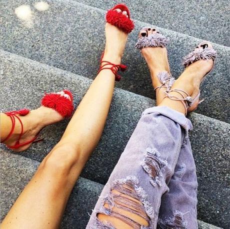 Tendances : ces sandales qui affolent Instagram