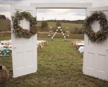 Tout pour réaliser un mariage en plein air