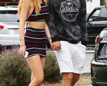 STYLE : Bella Thorne and Gregg Sulkin in Los Angeles
