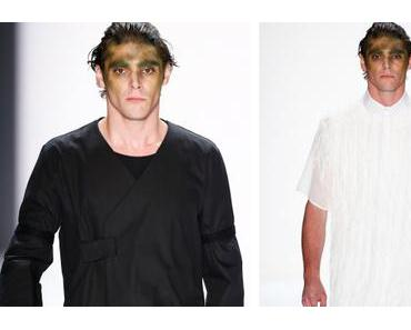 BERLIN FASHION WEEK : RJ Mitte is so, so, so popular