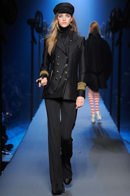 Le Défilé Haute Couture Automne-Hiver 2015 2016 de Jean Paul Gaultier