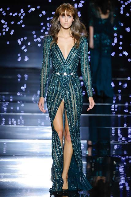 Le Défilé Haute Couture Automne-Hiver 2015 2016 de Zuhair Murad