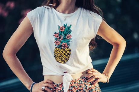 mode ananas