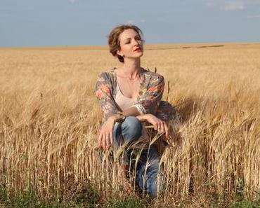 Les champs de blé