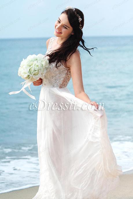 Tendance robe de mariée 2016 - décolleté dos