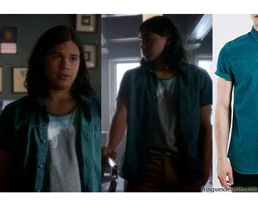 THE FLASH : Looks de Cisco dans l'épisode 1 de la saison 2