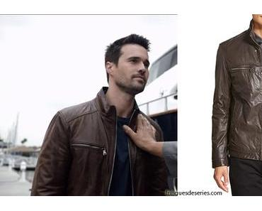 THE AGENTS OF S.H.I.E.L.D : Boss jacket for Grant Ward (Brett Daton)