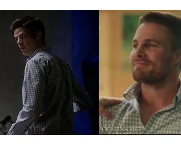 WHO WORE IT BEST ? Barry Allen or Oliver Queen