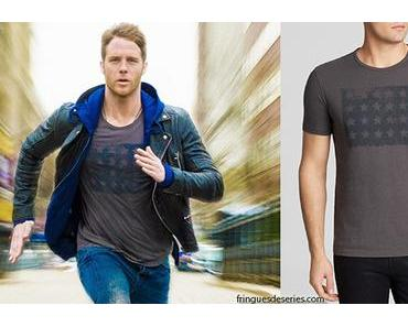 Limitless : the outfit of Brandon Finch (Jake McDorman) in s1ep01