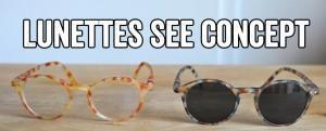 Lunettes See Concept