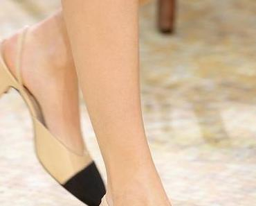 Les slingback de Chanel