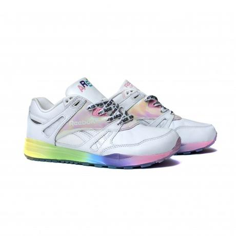 REEBOK + LOCAL HEROES = A GIRLY VENTILATOR !