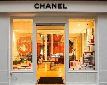 CHANEL OUVRE UNE BOUTIQUE DÉDIÉE À LA BEAUTÉ À PARIS