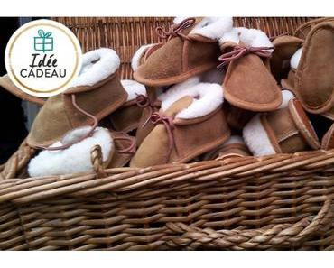 Idée cadeau : des chaussons pour l'hiver