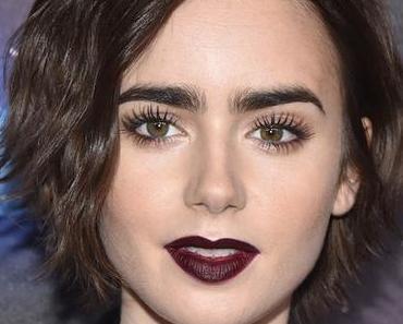 Osez le rouge à lèvres dark