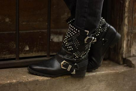 boots clous zara